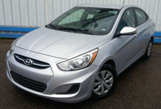 Used 2017 Hyundai Accent GL *HEATED SEATS* for sale in Kitchener, ON