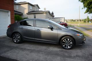 Used 2013 Honda Civic EX for sale in Oshawa, ON