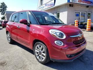 Used 2014 Fiat 500 L FULL - A/C - MAG - MANUELLE for sale in Longueuil, QC