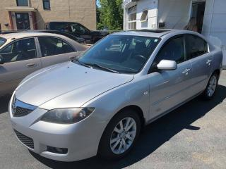 Used 2007 Mazda MAZDA3 Berline 4 portes, for sale in Sorel-tracy, QC