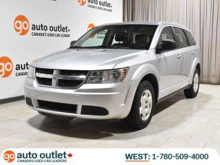 Used 2010 Dodge Journey SE FWD; 7-Seater, Cruise Control, A/C for sale in Edmonton, AB