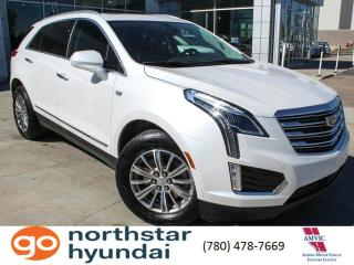 Used 2017 Cadillac XT5 LUXURY/BOSE/PANOROOF/NAV for sale in Edmonton, AB