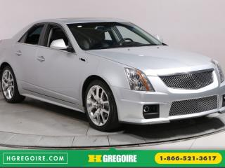 Used 2011 Cadillac CTS CUIR MAGS BLUETOOTH for sale in Saint-leonard, QC