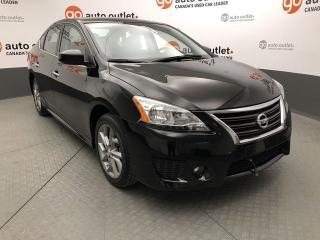 Used 2015 Nissan Sentra SR 1.8 for sale in Red Deer, AB