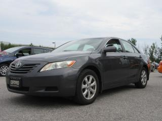 Used 2007 Toyota Camry LE V6 / ACCIDENT FREE / HIGHWAY MILEAGE for sale in Newmarket, ON
