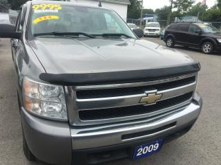 Used 2009 Chevrolet Silverado 1500 LS for sale in St Catharines, ON