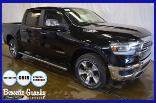 Used 2019 RAM 1500 Laramie +NAV+HITCH+++ for sale in Cowansville, QC