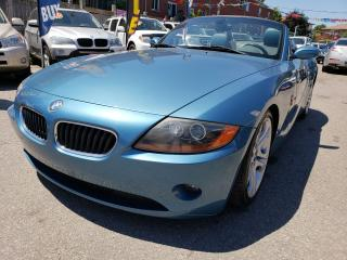 Used 2003 BMW Z4 2.5i/Z4/Convertible/Low Mileage for sale in Scarborough, ON
