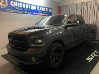 Used 2018 RAM 1500 RAM 1500 SPORT CREW CAB for sale in Chicoutimi, QC