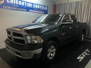 Used 2014 RAM 1500 RAM  QUAD CAB SLT for sale in Chicoutimi, QC