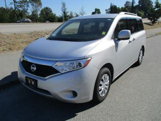 Used 2012 Nissan Quest S for sale in Surrey, BC
