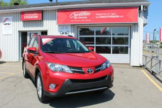 Used 2015 Toyota RAV4 Traction intégrale 4 portes Limited for sale in Shawinigan, QC