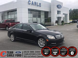 Used 2011 Mercedes-Benz C-Class Mercedes-Benz C250 4MATIC 2011, toit ouv for sale in Gatineau, QC