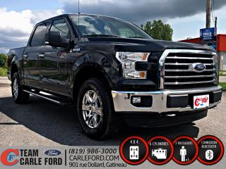 Used 2015 Ford F-150 Ford F-150 XLT 2015, Caméra de recul, bl for sale in Gatineau, QC