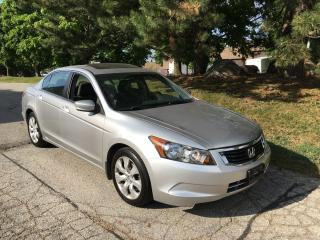 Used 2008 Honda Accord EX for sale in North York, ON