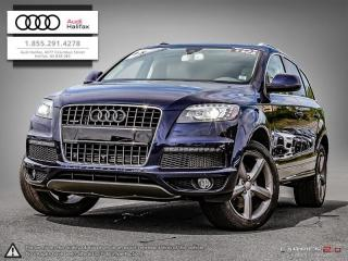 Used 2015 Audi Q7 3.0L TDI Vorsprung Edition for sale in Halifax, NS