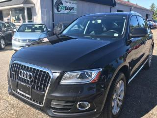 Used 2014 Audi Q5 2.0L Progressiv for sale in Bloomingdale, ON
