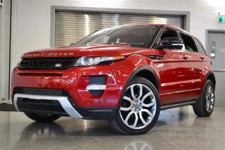 Used 2013 Land Rover Evoque Dynamic Tech Pack for sale in Laval, QC