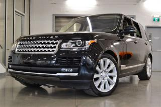 Used 2016 Land Rover Range Rover Diesel Hse Td6 for sale in Laval, QC