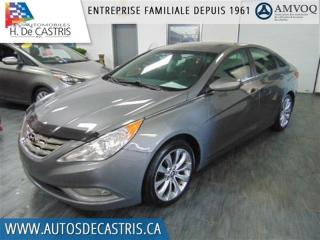 Used 2013 Hyundai Sonata LIMITED for sale in Châteauguay, QC