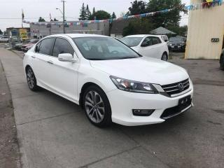 Used 2013 Honda Accord Sport Sedan CVT for sale in Scarborough, ON