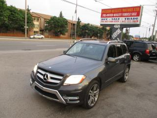 Used 2014 Mercedes-Benz GLK-Class for sale in Toronto, ON