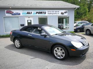 Used 2008 Chrysler Sebring Cabriolet à 2 portes Limited for sale in Saint-boniface-de-shawinigan, QC