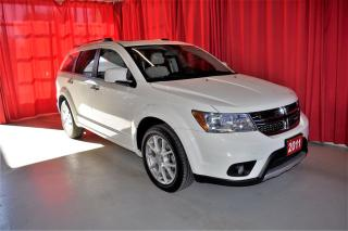 Used 2011 Dodge Journey R/T | AWD | Low KM | DVD | Subwoofer for sale in Listowel, ON