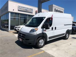 Used 2017 RAM 2500 ProMaster High Roof..136 WB for sale in Burlington, ON