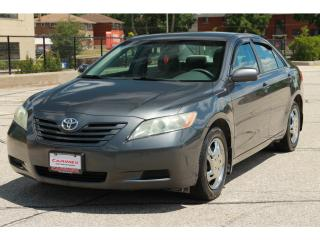 Used 2009 Toyota Camry LE AM Back-Up Camera | CERTIFIED for sale in Waterloo, ON