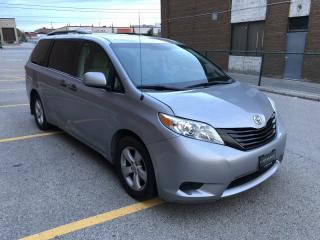 Used 2012 Toyota Sienna V6 I CE I 7-Pass for sale in North York, ON