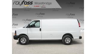 Used 2015 Chevrolet Express 2500 1WT for sale in Woodbridge, ON