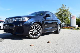 Used 2016 BMW X4 for sale in Coquitlam, BC