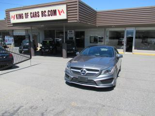 Used 2014 Mercedes-Benz CLA Class PANORAMIC ROOF for sale in Langley, BC