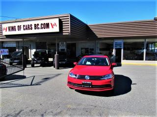 Used 2015 Volkswagen Jetta 1.8L TSI COMFORTLINE for sale in Langley, BC