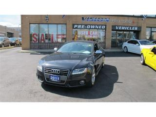 Used 2011 Audi A5 2.0T Premium Plus/S-LINE/NAVI/B UP CAMERA for sale in North York, ON