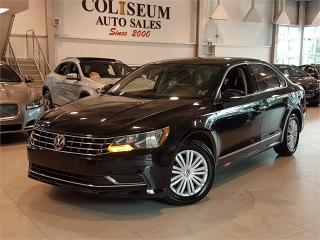 Used 2016 Volkswagen Passat 1.8 TSI TRENDLINE-AUTO-CAMERA-ONLY 71KM for sale in York, ON