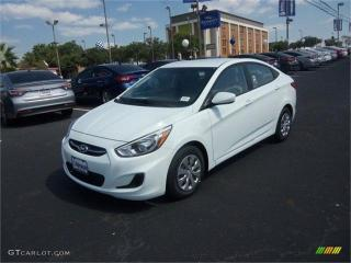 Used 2016 Hyundai Accent GL-AUTOMATIC-GAS SAVER-ONLY 44KM for sale in York, ON