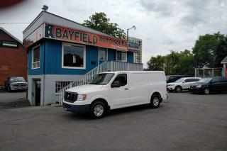 Used 2012 Nissan NV 2500 S for sale in Barrie, ON