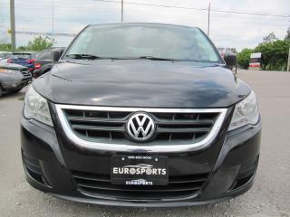 Used 2012 Volkswagen Routan Trendline for sale in Newmarket, ON