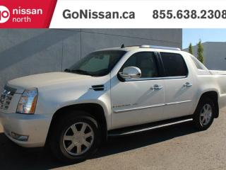 Used 2007 Cadillac Escalade EXT 4X4, LEATHER, REAR DVD, LOW KMS, MUST SEE CONDITION! for sale in Edmonton, AB