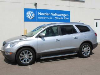Used 2012 Buick Enclave CXL AWD for sale in Edmonton, AB