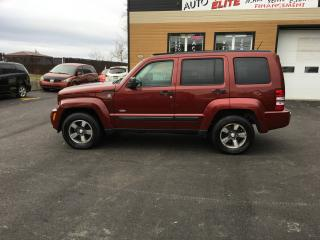 Used 2008 Jeep Liberty 4 RM, 4 portes, Sport for sale in Saint-sulpice, QC