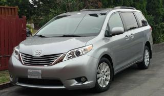 Used 2012 Toyota Sienna XLE for sale in North York, ON