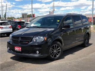 Used 2017 Dodge Grand Caravan GT**Leather**Navigation**DVD**Bluetooth** for sale in Mississauga, ON