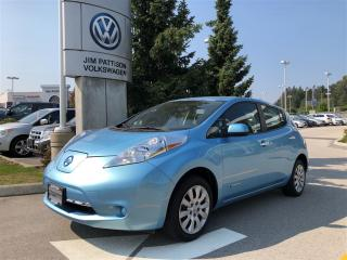 Used 2015 Nissan Leaf S for sale in Surrey, BC