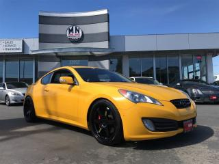 Used 2010 Hyundai Genesis Coupe 3.8 GT for sale in Langley, BC