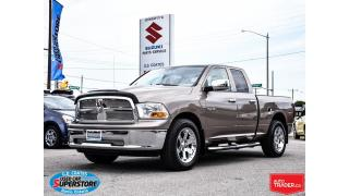 Used 2010 Dodge Ram 1500 ST Quad 4x4 for sale in Barrie, ON