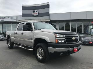 Used 2007 Chevrolet Silverado 2500HD LT 6.6L Duramax LBZ Motor Leather Fully Loaded for sale in Langley, BC