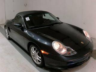 Used 2004 Porsche Boxster Auto Air 5 speed Leather Low Kms for sale in St George Brant, ON